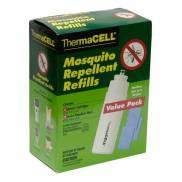 ThermaCell набор запасной (4 газовых картриджа + 12 таблеток)